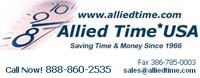 Allied Time Clocks